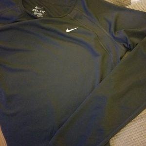 Nike dri fit long sleeve